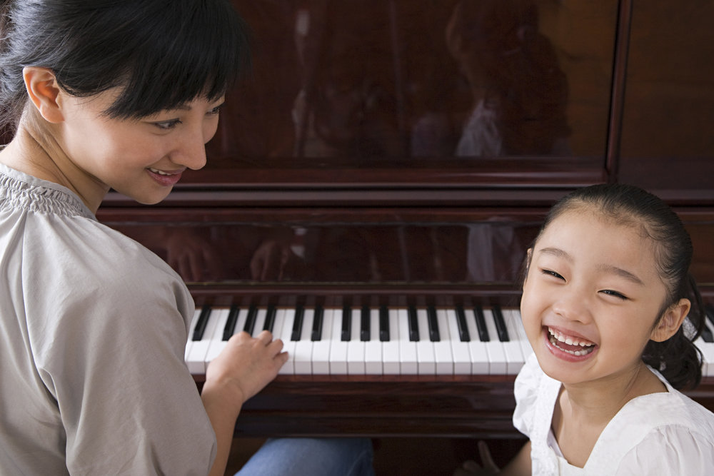 Piano Lessons are one of the best ways to get exposed to music!