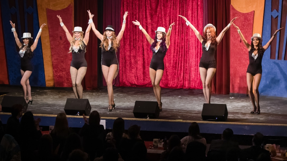 Seattle Cabaret Dance
