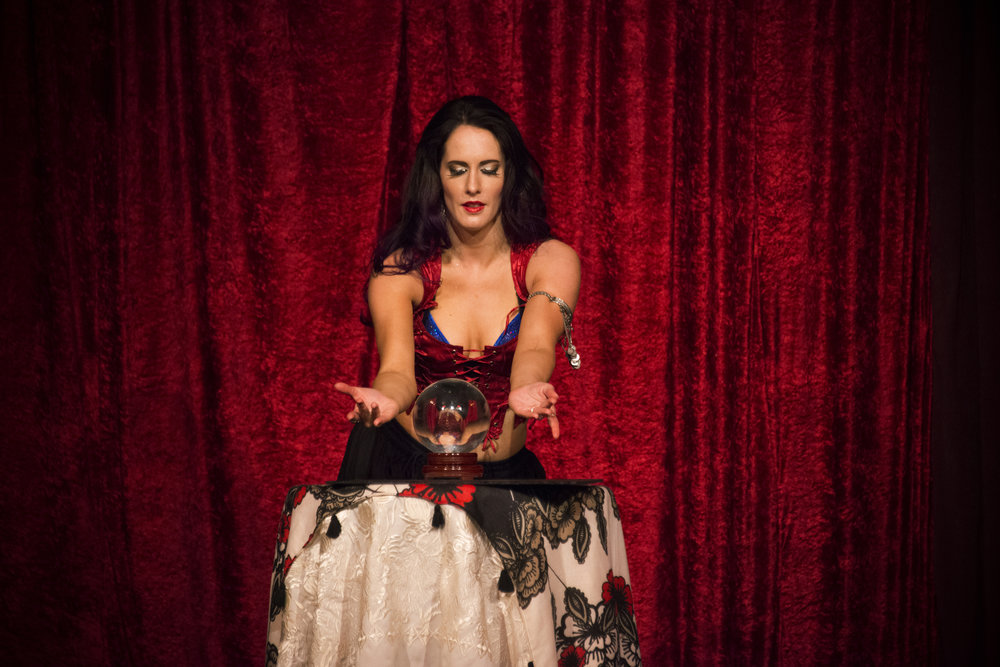 Alessandra gypsy dance