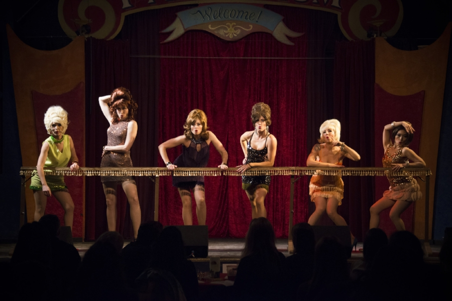 Seattle cabaret dance theatre