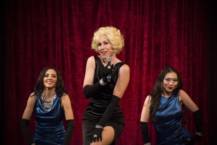 Mellilah Cabaret Singer