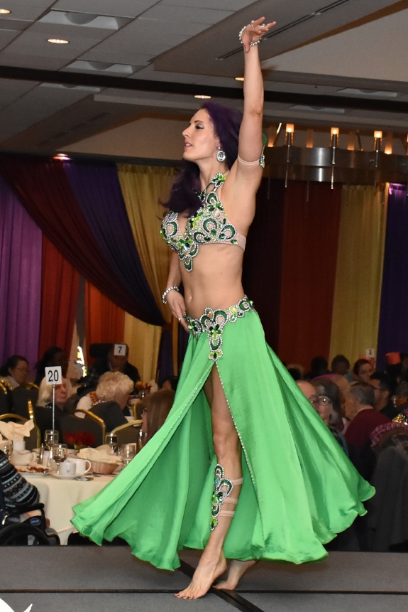 Belly Dance Seattle - Alessandra