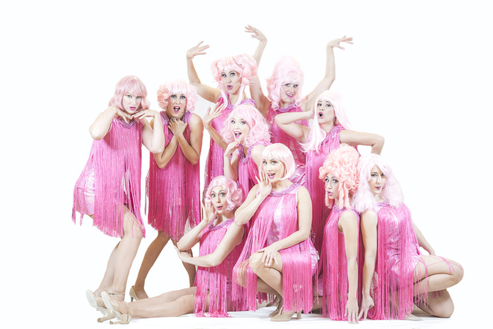 Seattle dancers