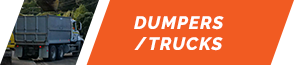 dumpers and trucks for hire