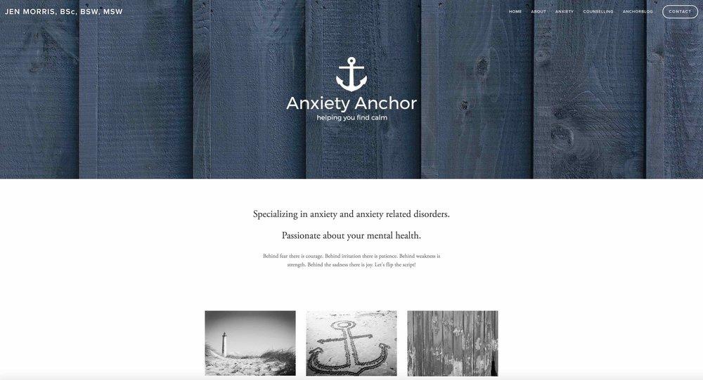 Anxiety Anchor