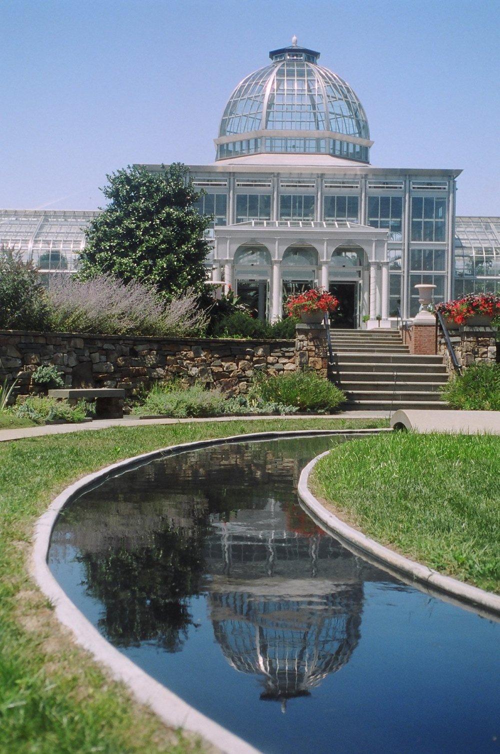 Conservatory, Lewis Ginter Botanical Garden