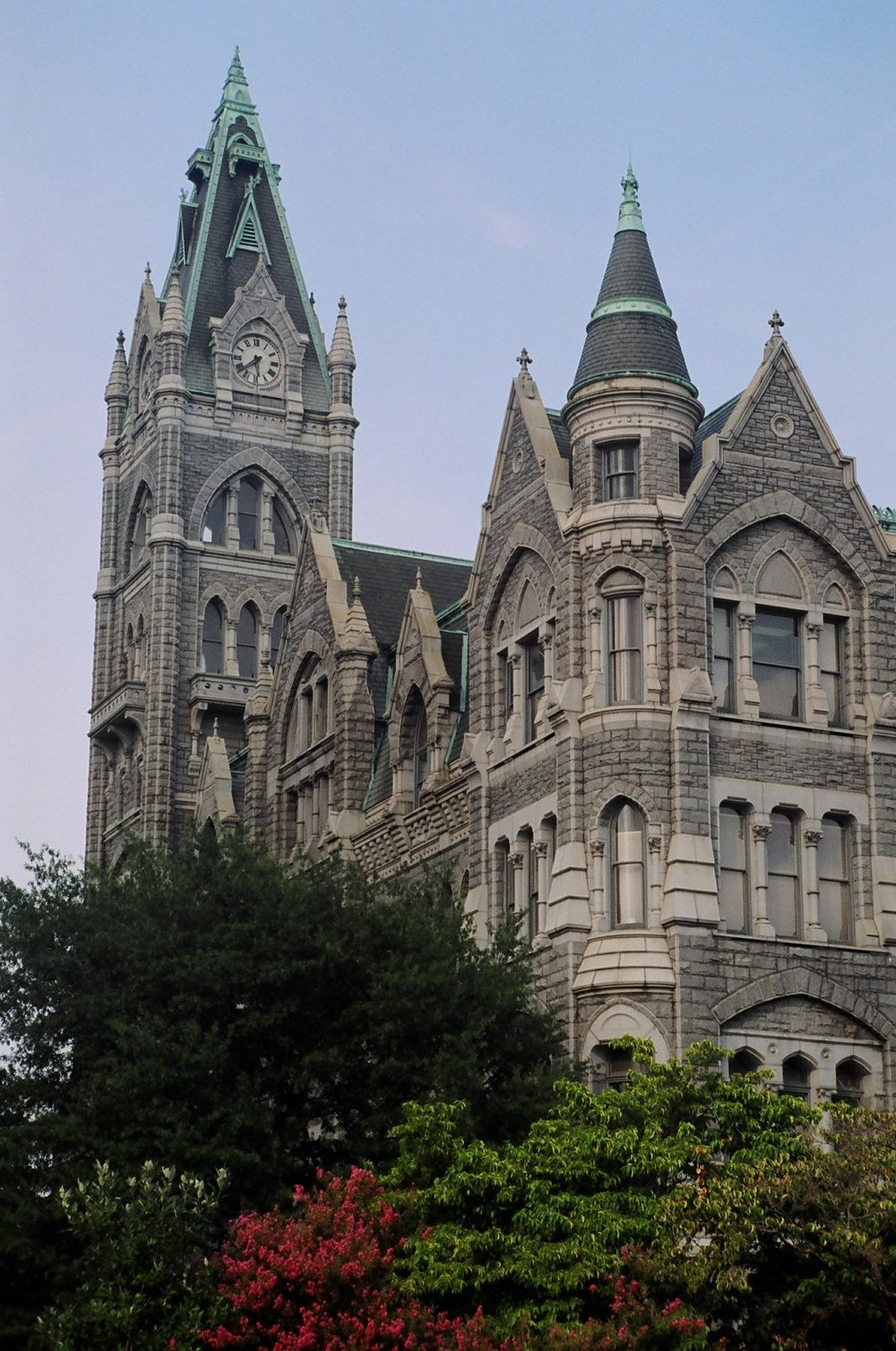 Old City Hall, Richmond, Virginia
