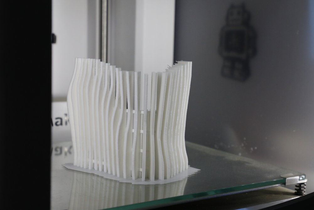 3D Print and Deliver -