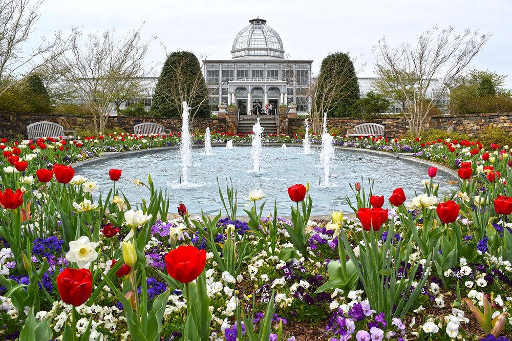 lewis ginter botanical garden henrico va - Lewis Ginter Botanical Garden