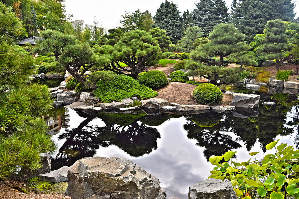 Denver Botanic Gardens — Grading Gardens