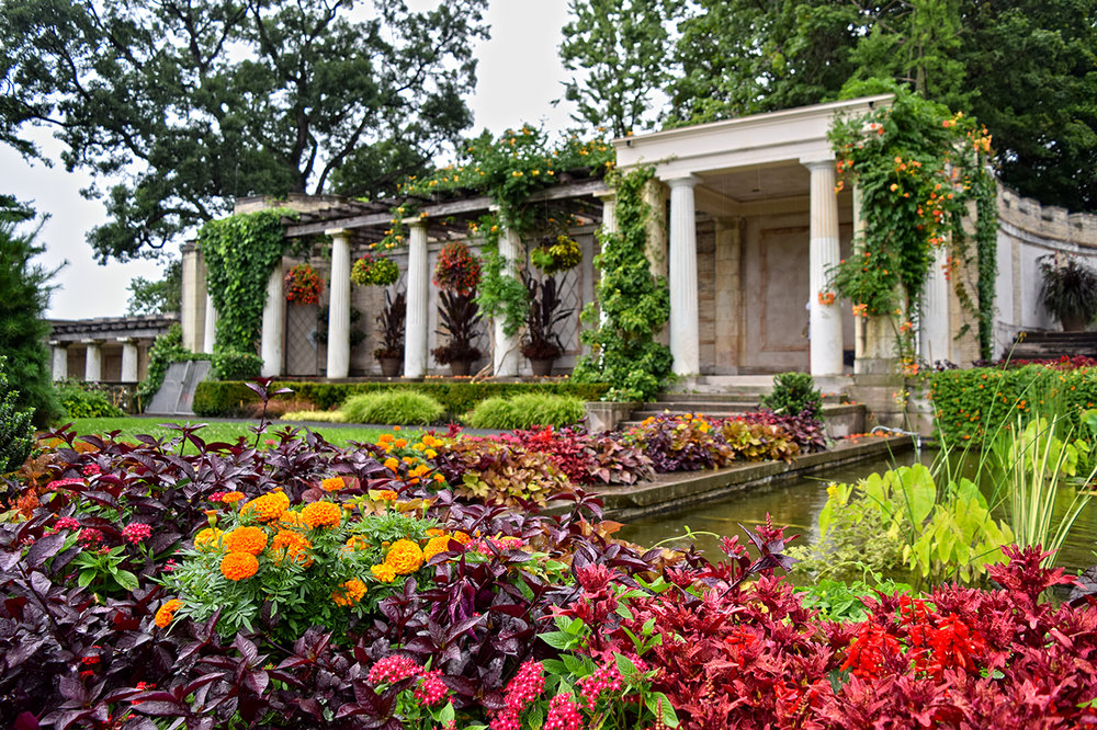 Untermyer Park Gardens Review Grading Gardens