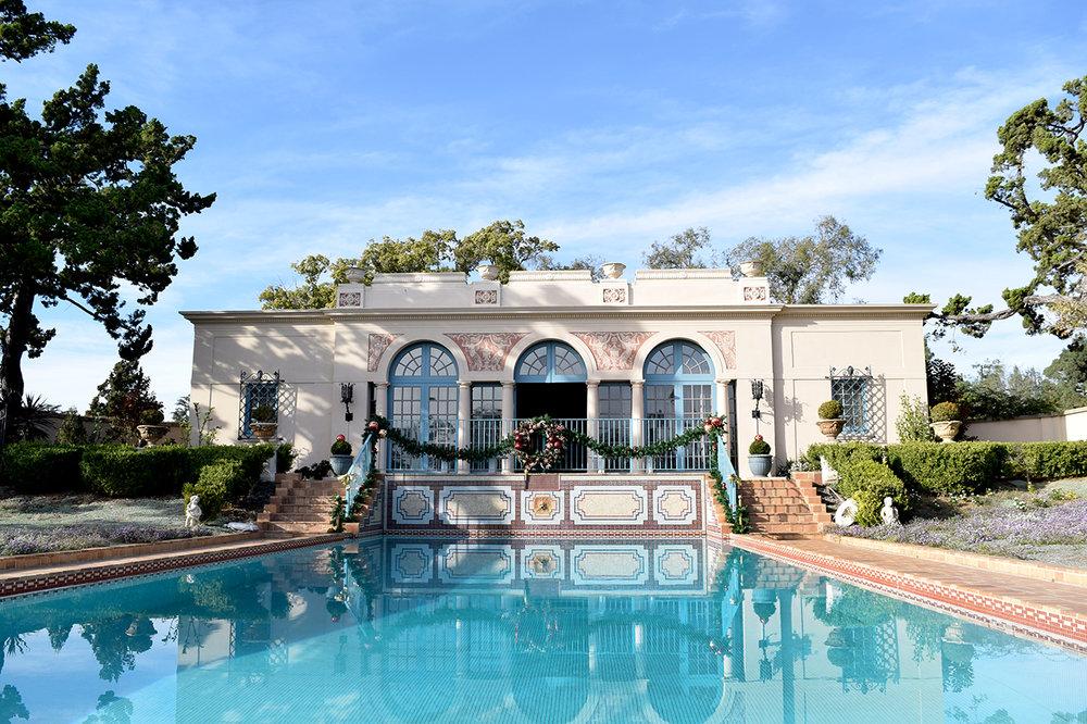pool house swimming pool luxury