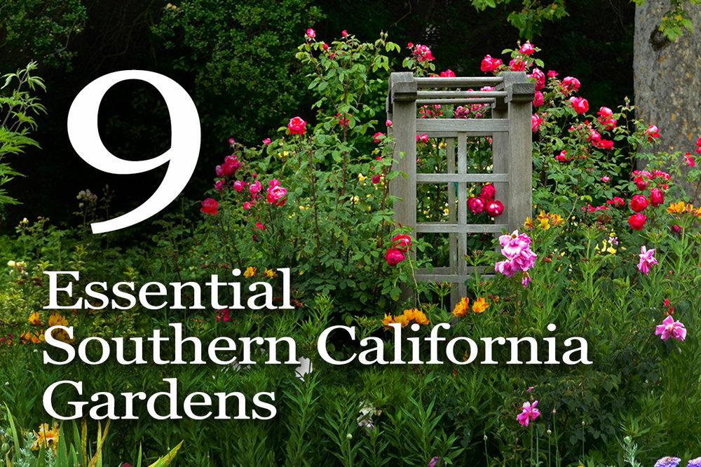 9 essential california gardens grading gardens - California Garden