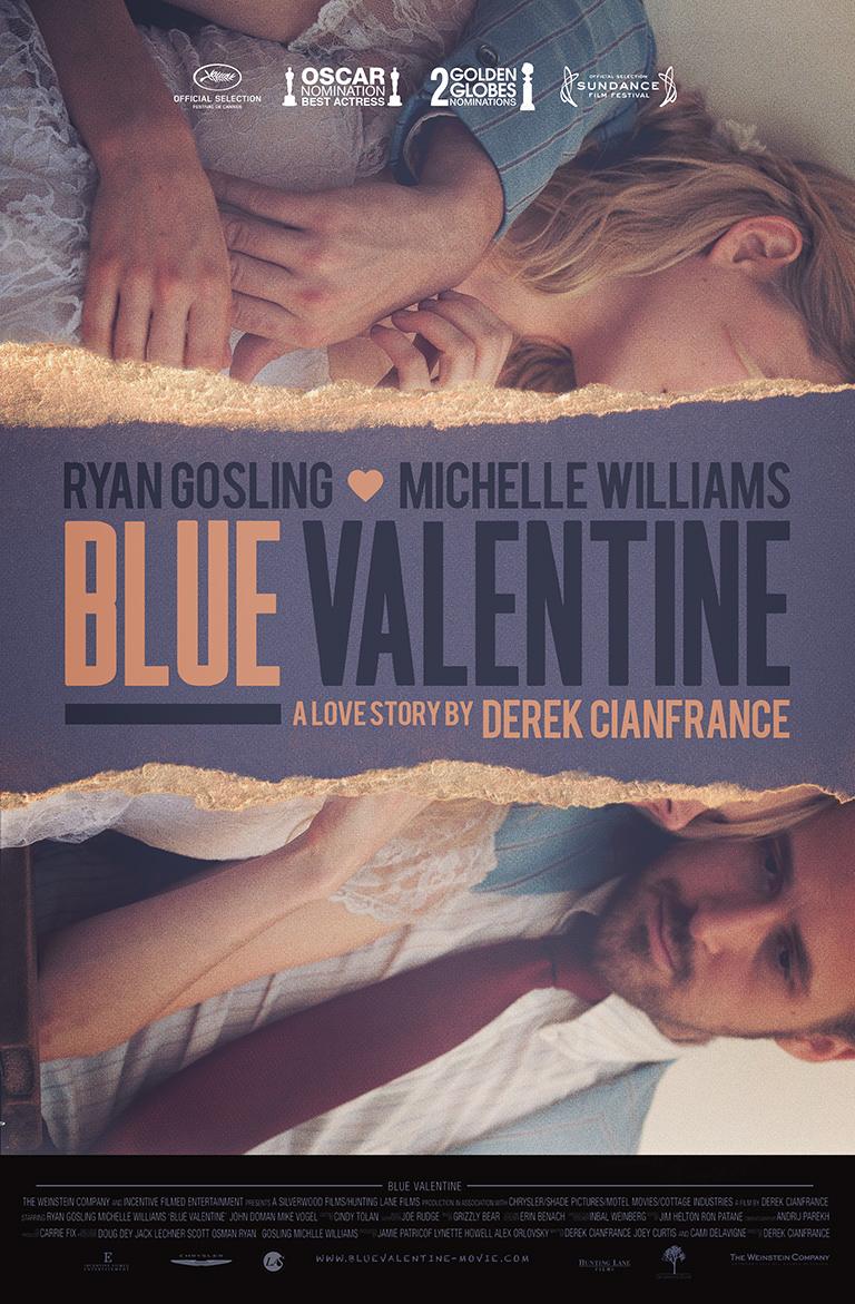 Blue Valentine · Derek Cianfrance (2010) · Client: Personal (2015)