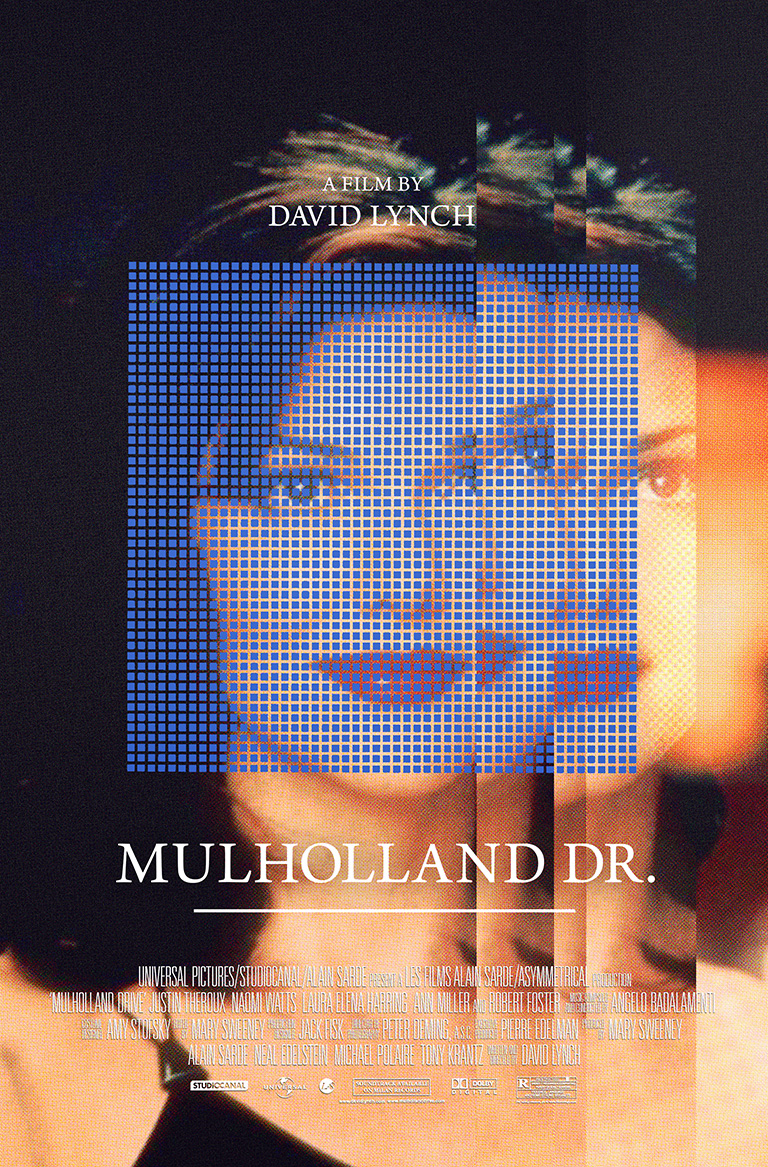 Mulholland Drive · David Lynch (2001) · Client: Personal (2015)