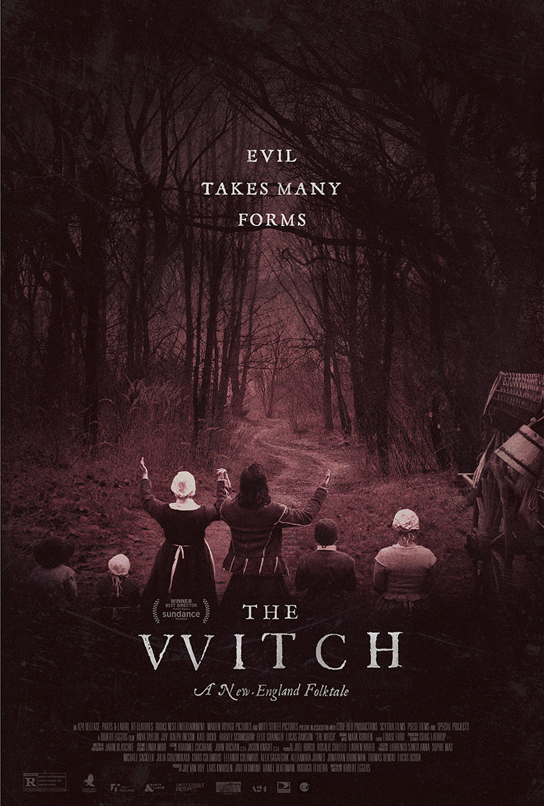 The Witch · Robert Eggers (2016) · Client: Personal (2016)