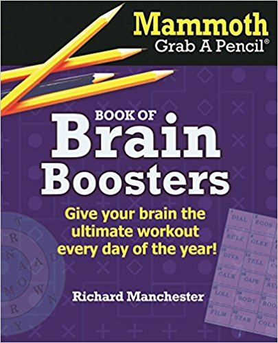 Mammoth Grab A Pencil Book of Brain Boosters