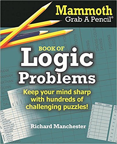 Mammoth Grab A Pencil Book of Logic Problems