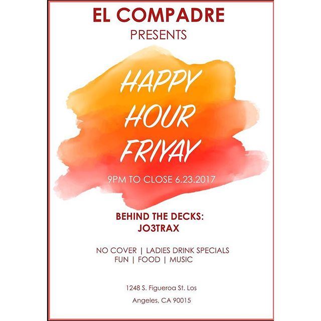 Join us this Friday. Happy hour and great food. And good music. What else can you ask for???? #ladiesnight #flamingmargarita #whofarted #whatshappeningindtla #dtlanightlife #dtlaweekly #blackouttuesday #usc