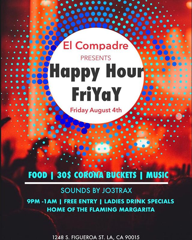 Join us this Friday.!!!! Come have some Flaming Margaritas. And some delicious food. Ask about our bucket specials.