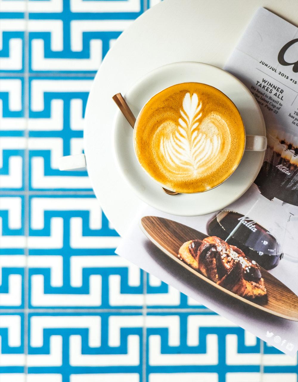 COFFEE | Obla-di, Le Marais