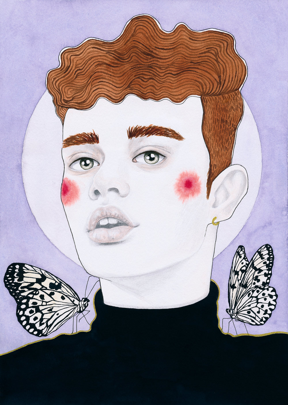 Les Papillons II