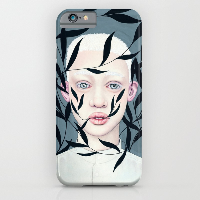 iPhone Case - Albino Boy.jpeg