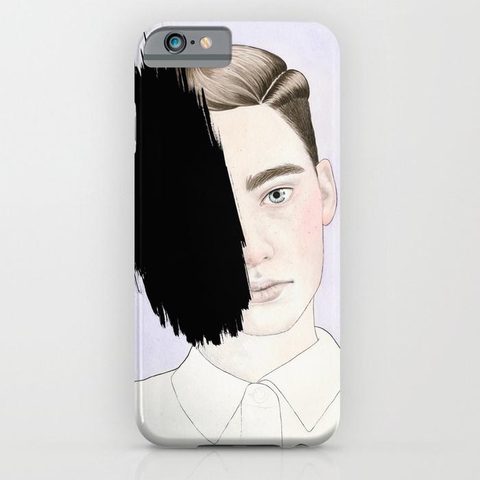 iPhone Case - Hiding #1.jpeg