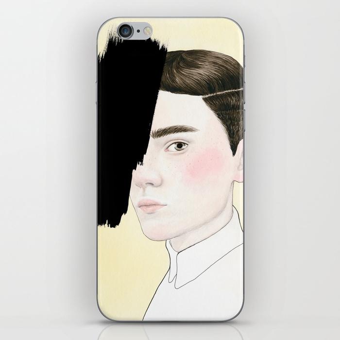 iPhone Skin - Hiding #4.jpeg
