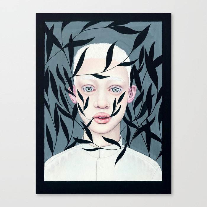 Art Print - Albino Boy #1.jpeg