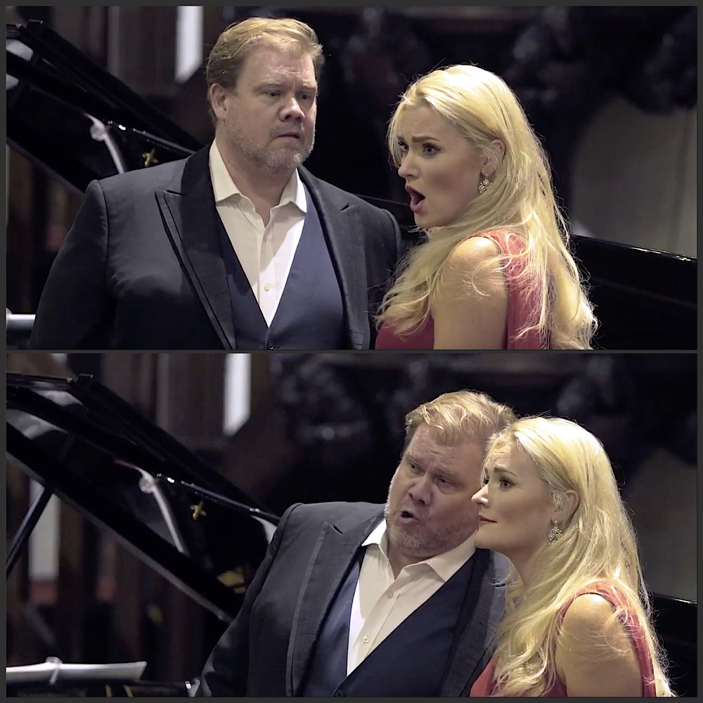 Sieglinde Die Walküre with Stuart Skelton