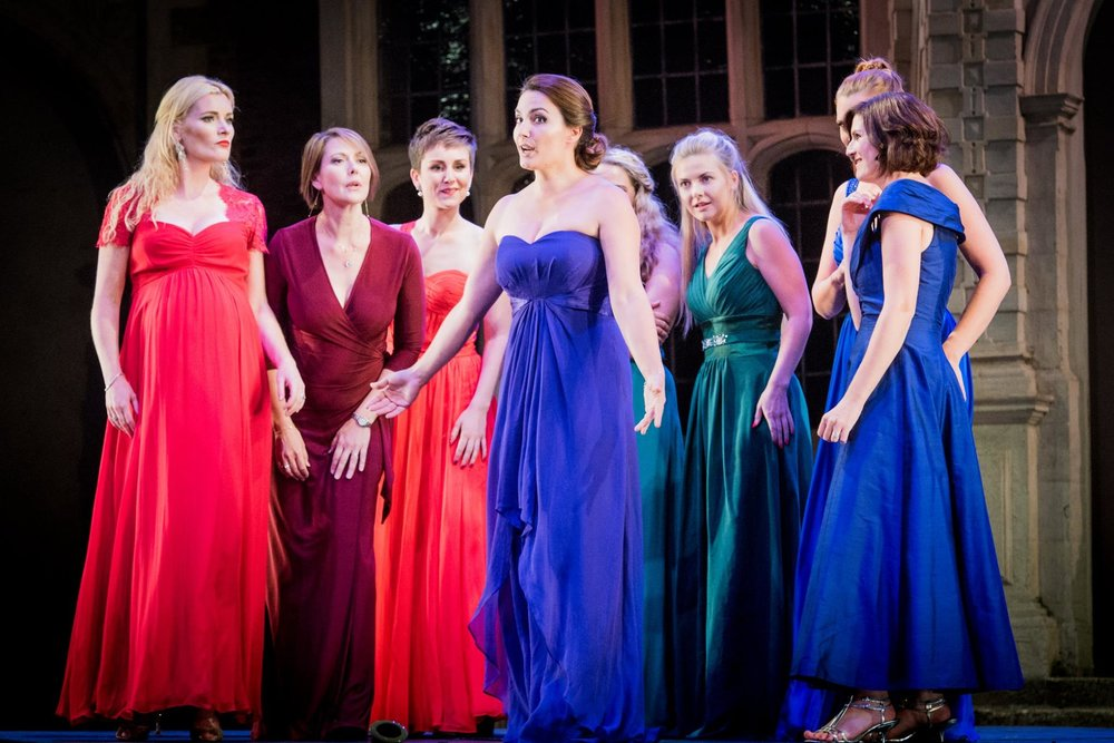 SWAP'ra (Supporting Women and Parents in Opera) Gala at Opera Holland Park