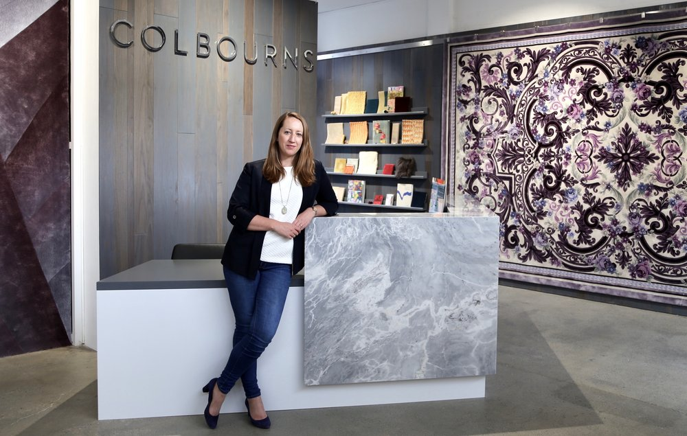 Colbourns Showroom