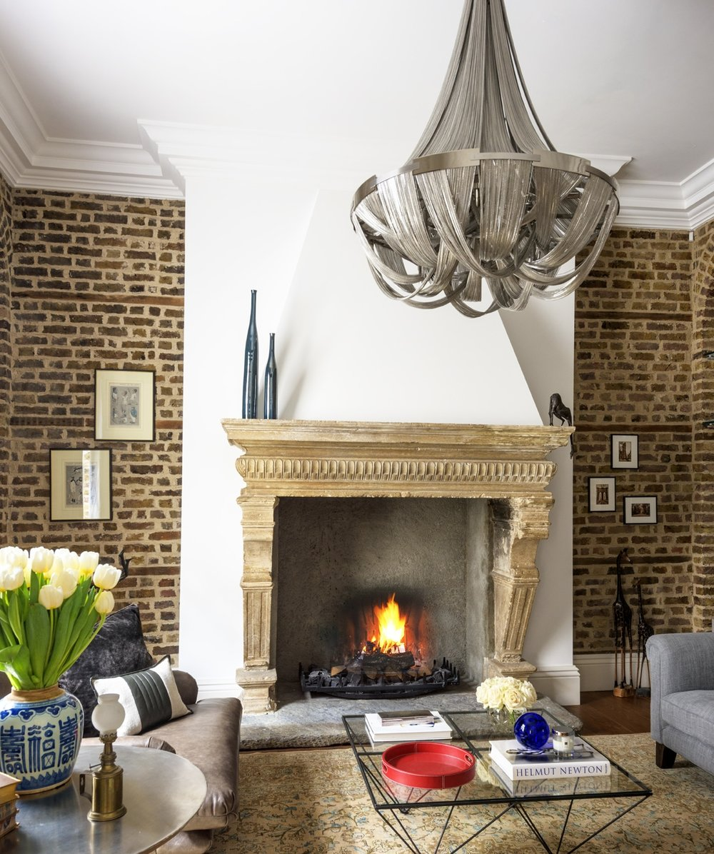 Belgravia Townhouse - Family Room