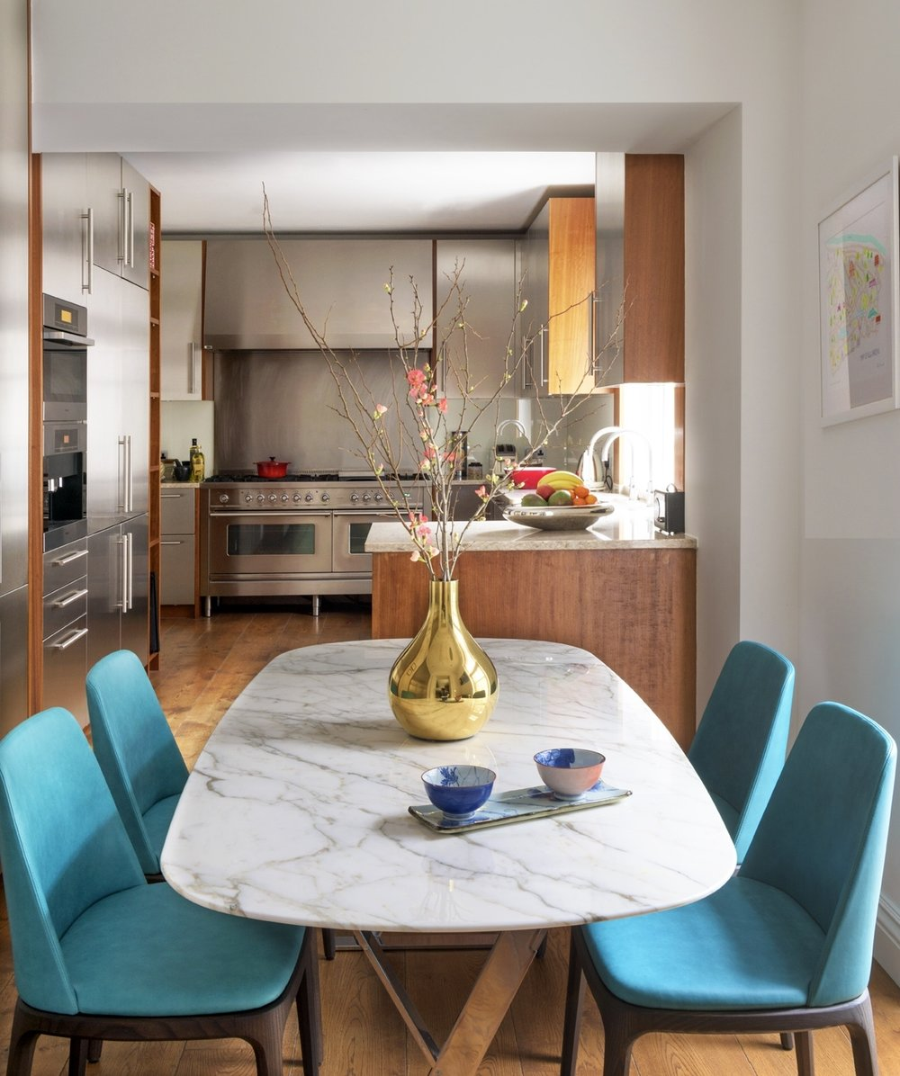 Belgravia Townhouse - Kitchen
