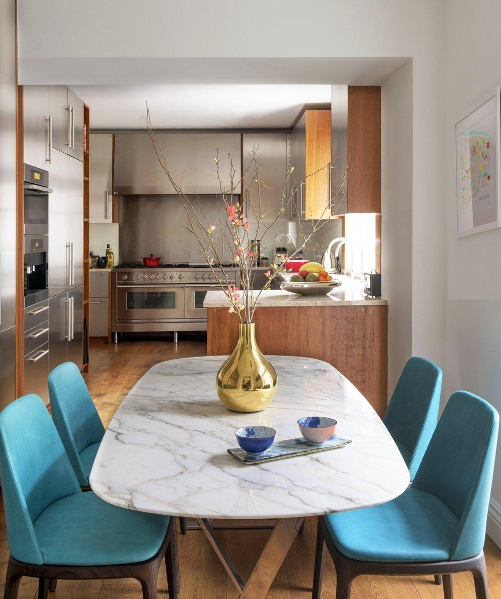 Belgravia Townhouse - Kitchen