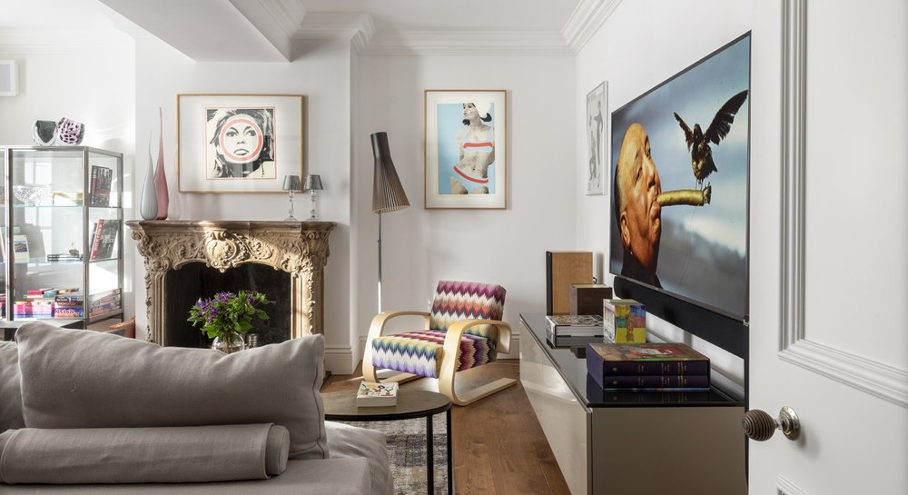 Belgravia Townhouse - Cinema Room