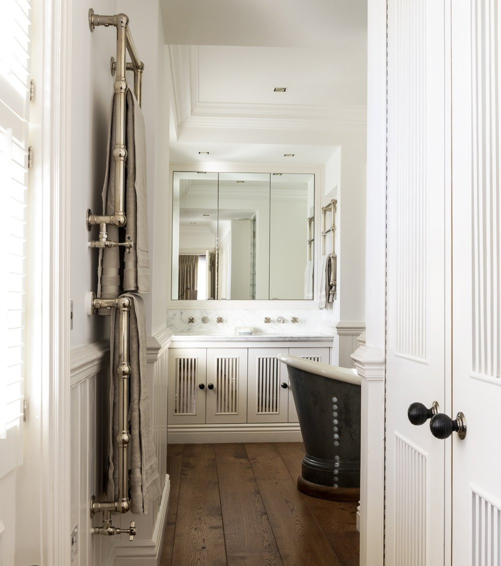 Belgravia Townhouse - Master Bathroom