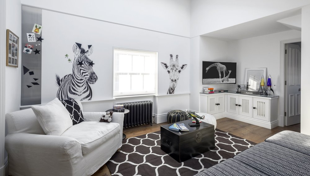 Belgravia Townhouse - Kids Playroom