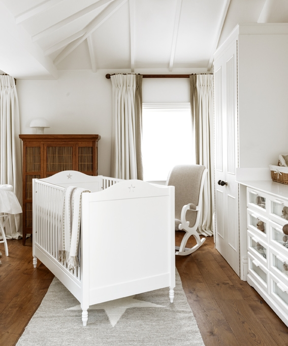 Belgravia Townhouse - Baby's Room