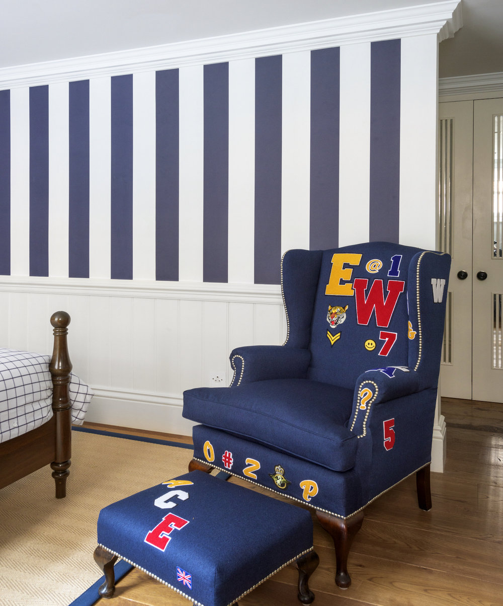 Belgravia Townhouse - Kid's Bedroom