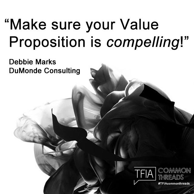 TFIA Quote Debbie Marks