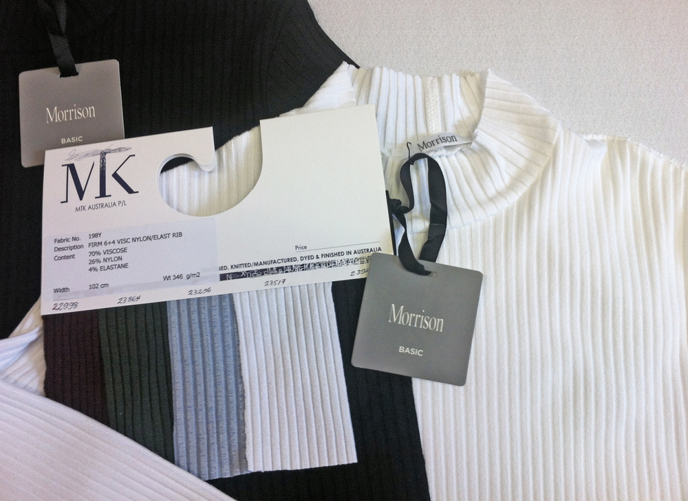 MTK Textile to Product