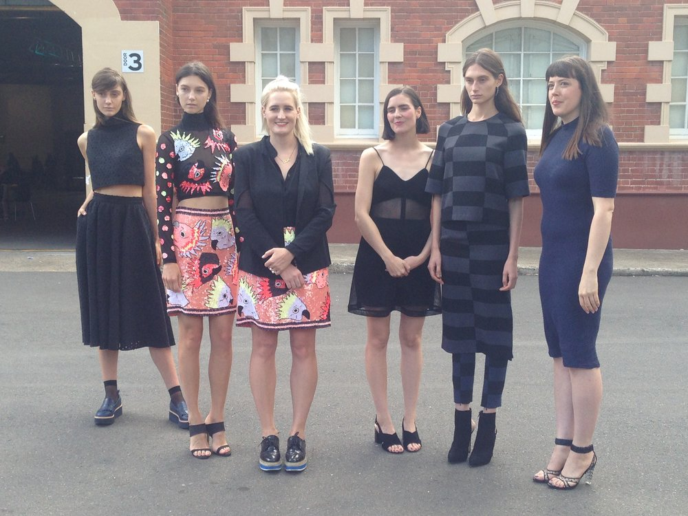 Wear you Trendswould a neoprene scuba dress