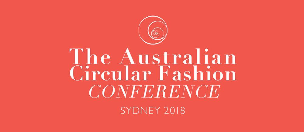 Australian Circular Fashion Conference