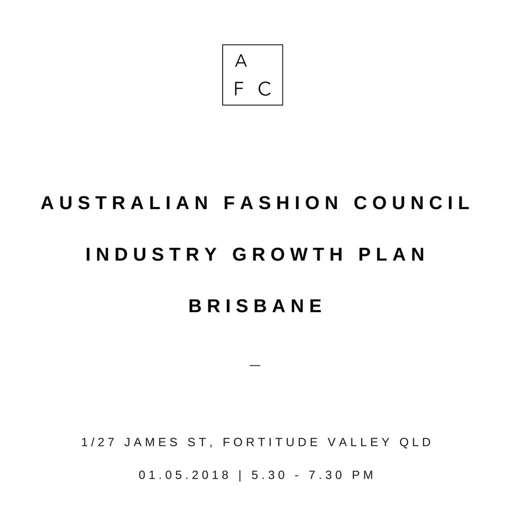 AFC_Australian_Industry_Fashion_Growth_Brisbane