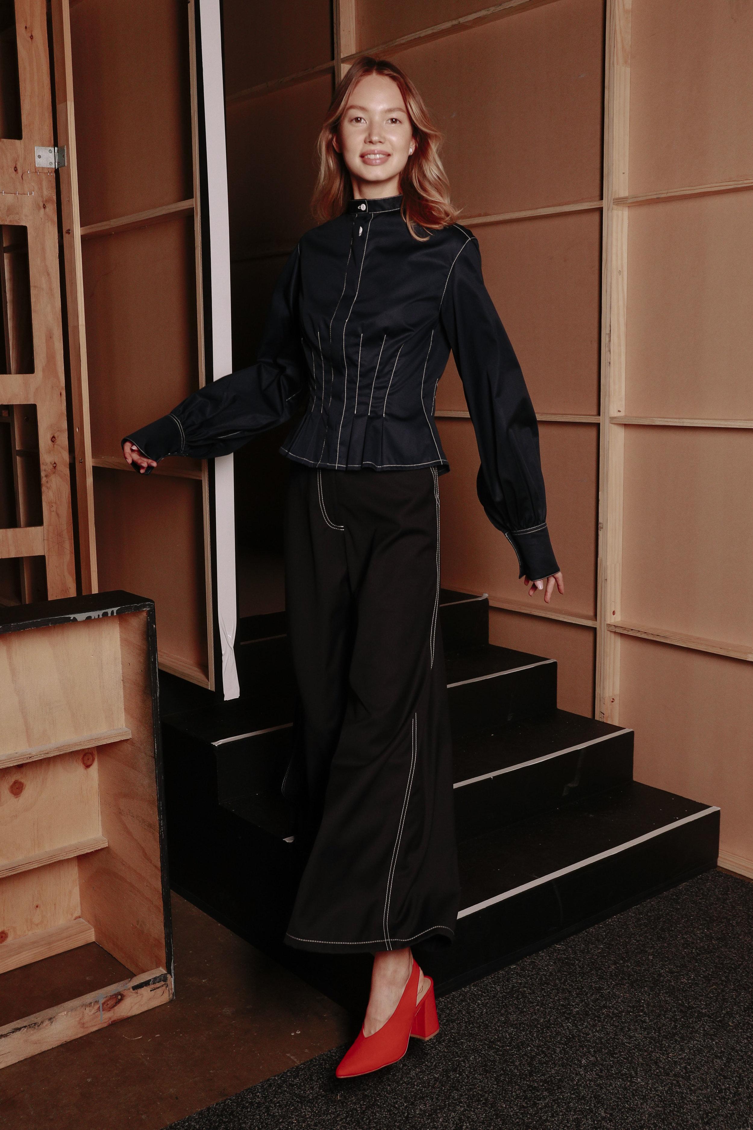 to wear - Announced finalists bt emerging fashion designer award video