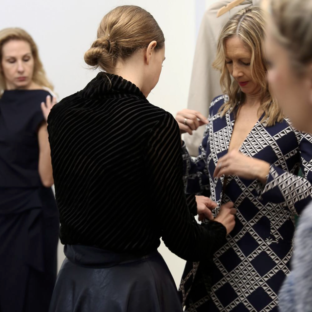 AFC Member Bianca Spender, set to join VAMFF's Graeme Lewsey at the Fashion Asia Forum