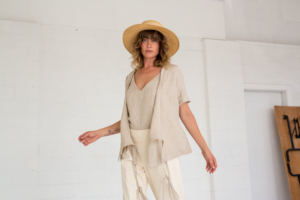 AFC Curated label Lois Hazel, part of the Melbourne Fashion Showcase