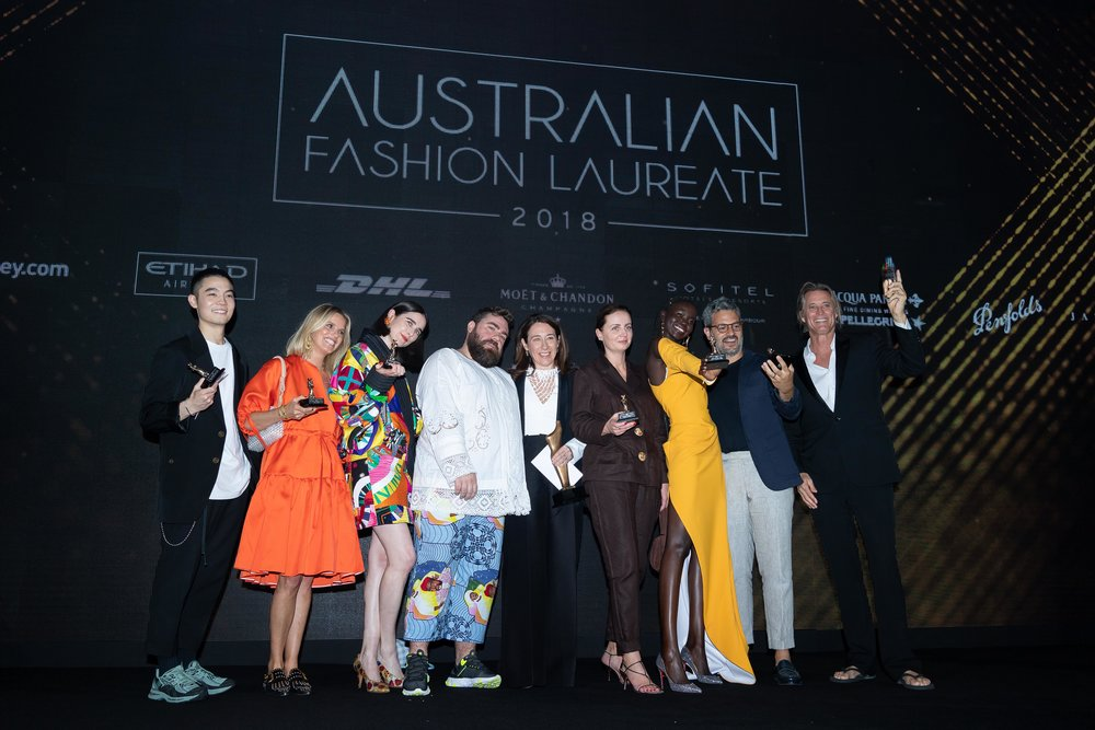 The 2018 Australian Fashion Laureate Awards